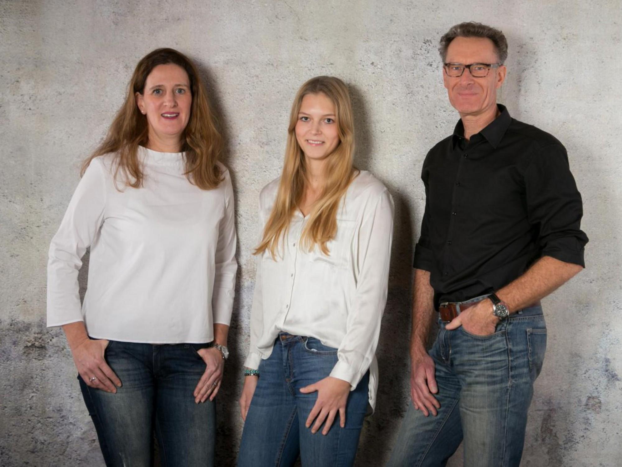 Glücklichmacher... - Stefanie, Julia & Alexander