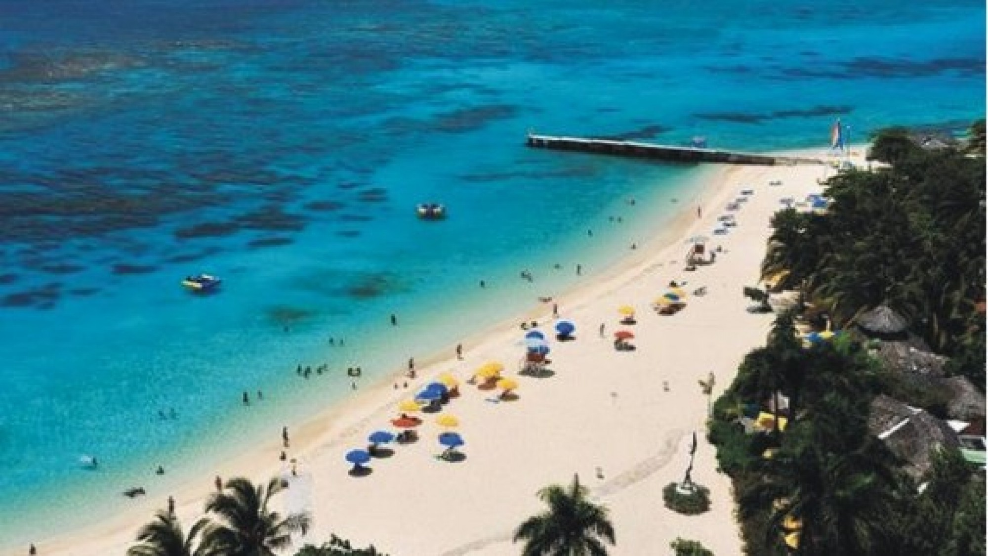 Doctor's Cave Beach (Jamaika)