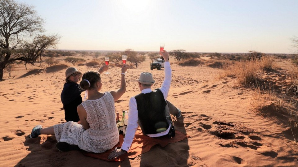 Kalahari Red Dunes Lodge, Namibia