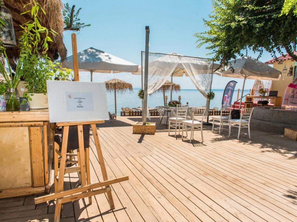Zeremonieort auf Korfu