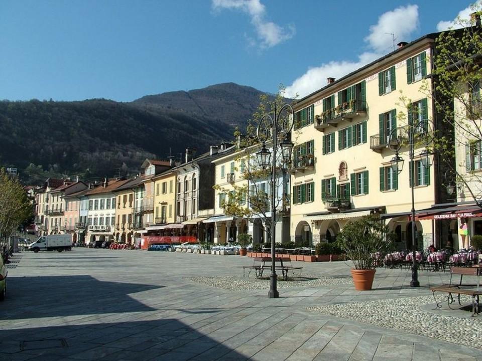 Promenade von Cannobio