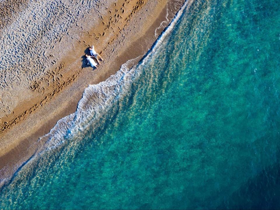 Kato Petres Beach, Rhodos