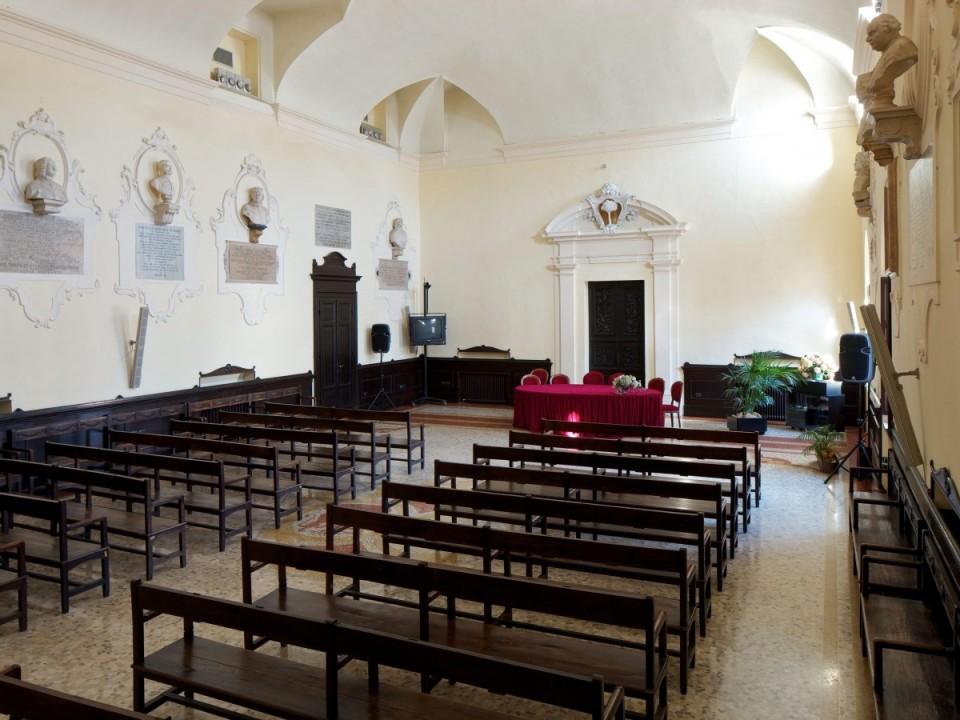 Trausaal, Ravenna