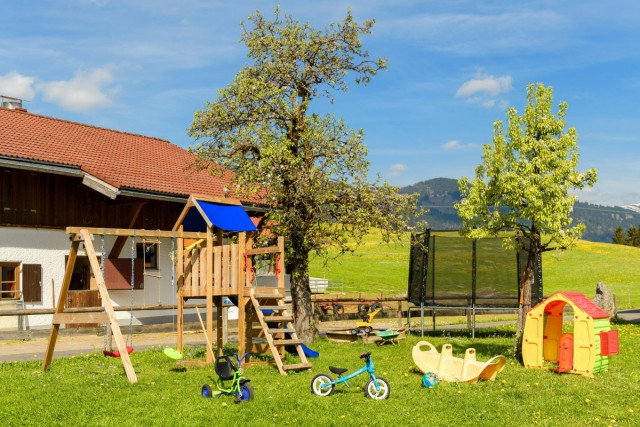 Spielplatz in Maderhalm