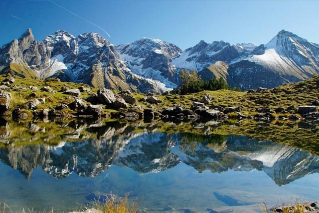 Berge & Seen im Allgäu
