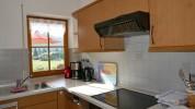 Unsere Küche mit Morgensonne!
