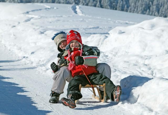 Winter im Allgäu: Skifahren, Rodeln und mehr