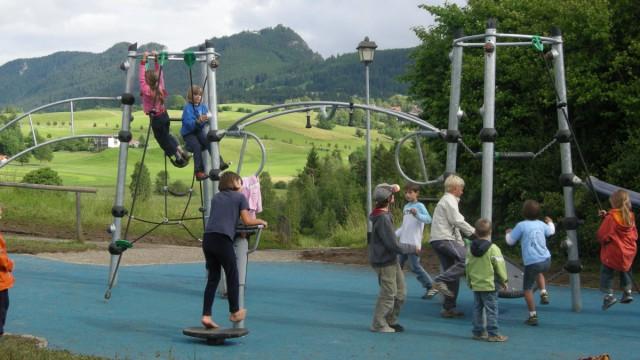 Ferien in Pfronten im Allgäu