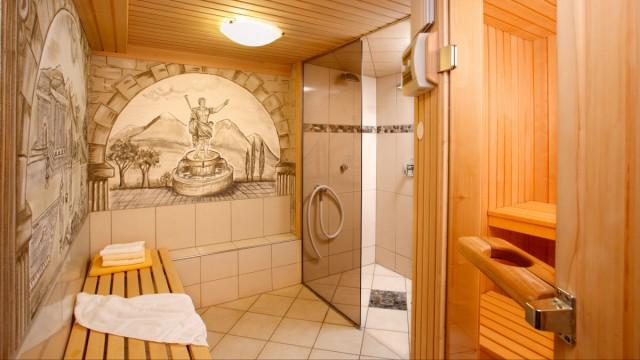 Ferienwohnung mit Hallenbad und Sauna in Pfronten im Allgäu