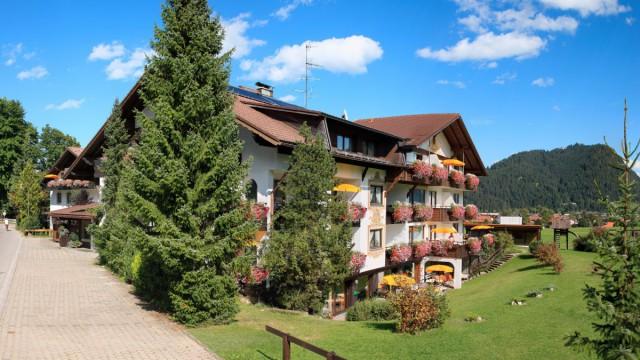 Unser Haus - Ferienwohnungen mit Top-Lage im Allgäu