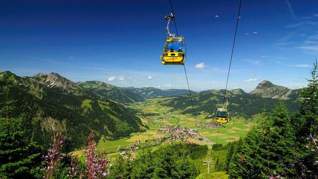 Summer vacation Tannheimer Tal