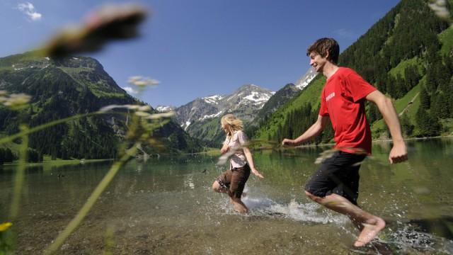 Freizeitaktivitäten im Sommer