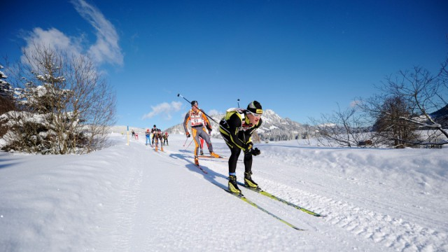 Loipen und Wintersport