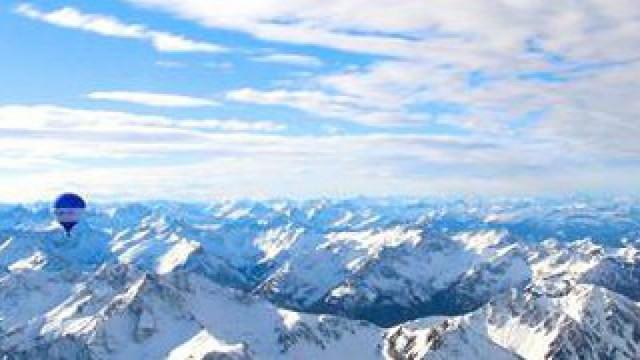 Alpenbouns ab 5 Nächten