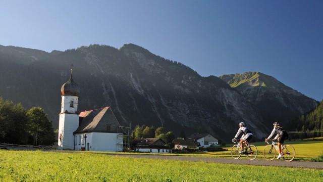 Radfahren und Freizeitaktivitäten