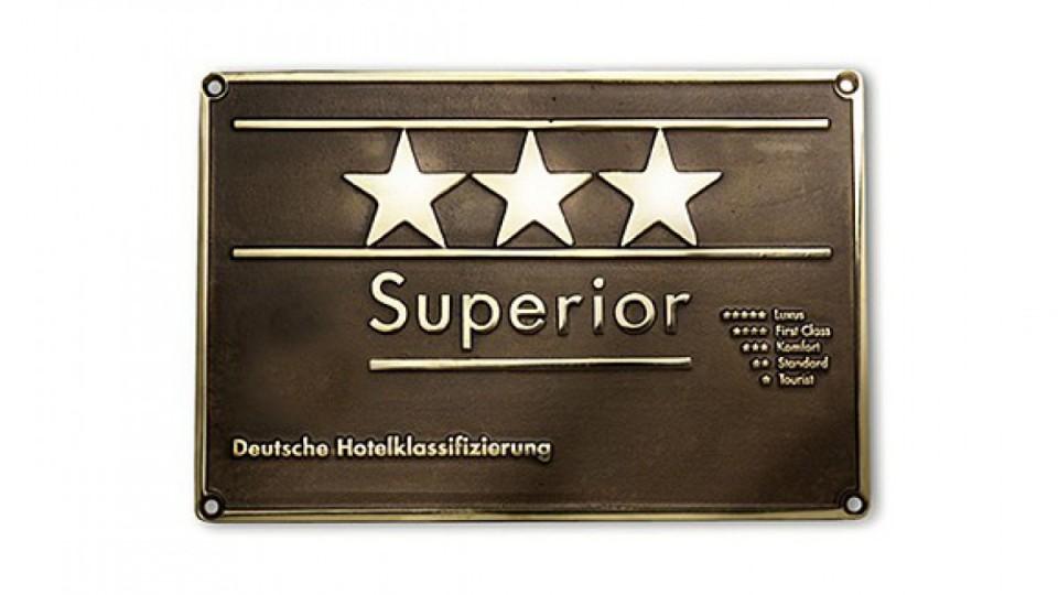 Auszeichnungen unseres Hotels