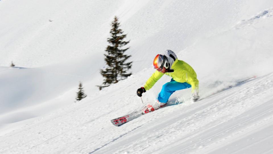 Skifahren und Wintesport im Allgäu