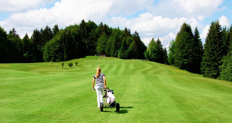 Golfhotel im Allgäu - endlose Abwechslung und Golfplätze
