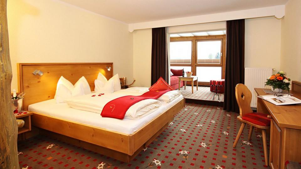Familienhotel im Allgäu: Hotelzimmer