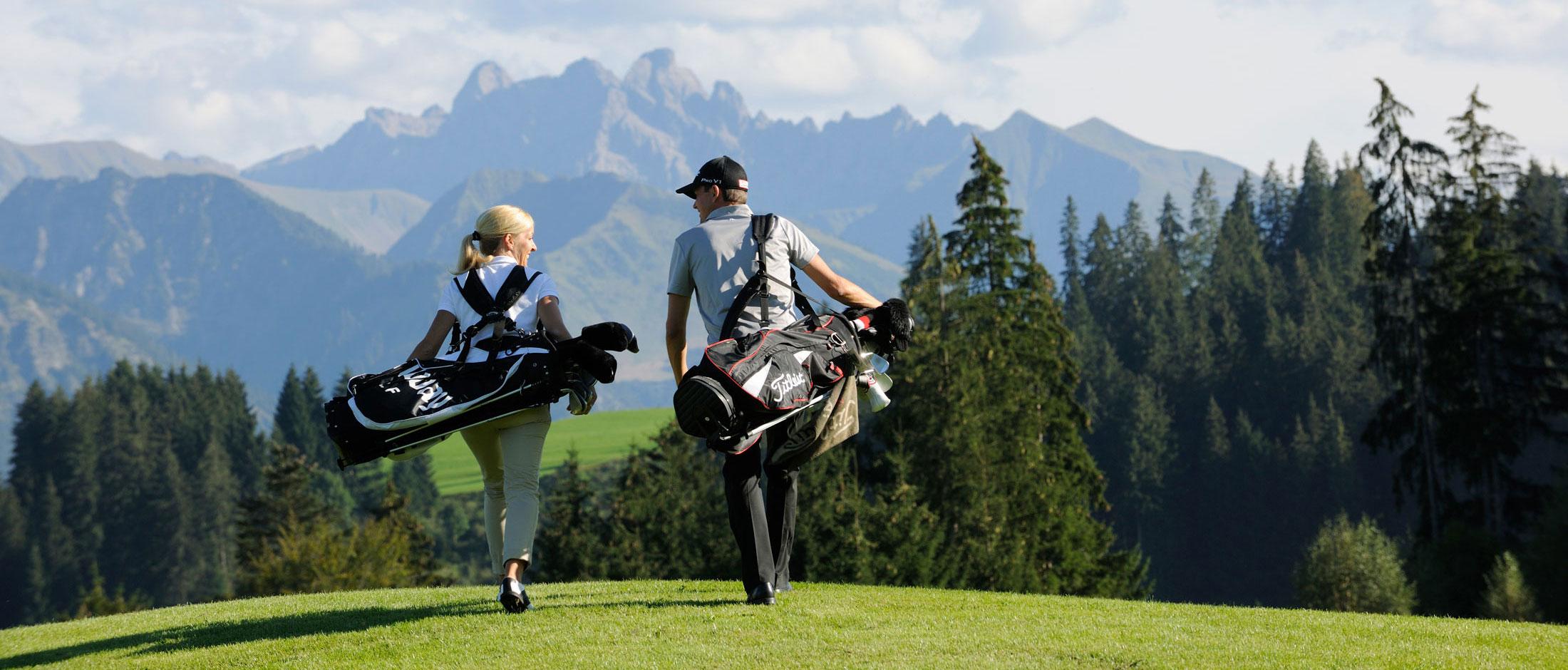 Golfhotel im Allgäu