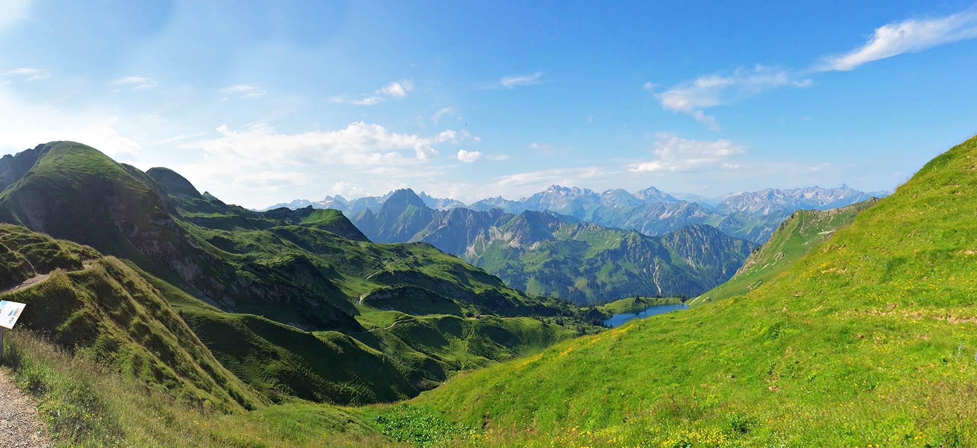 Ausflugsziele im Allgäu