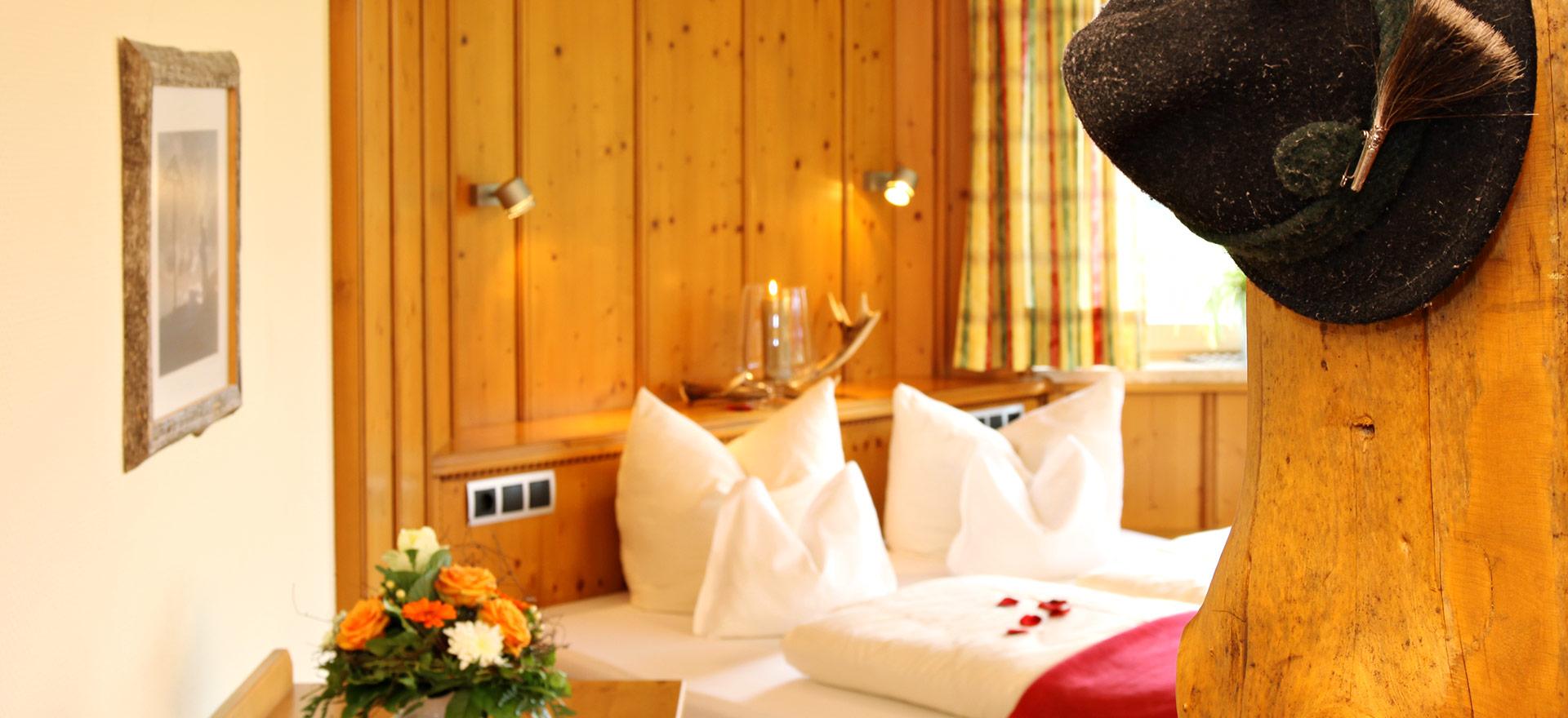 Kontakt zum Alphorn - Landhotel mit Weitblick