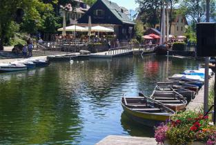 Alpseeblick Gästehaus - Bootsverleih