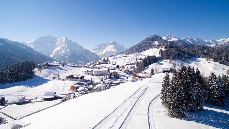 Winterurlaub in Riezlern im Kleinwalsertal