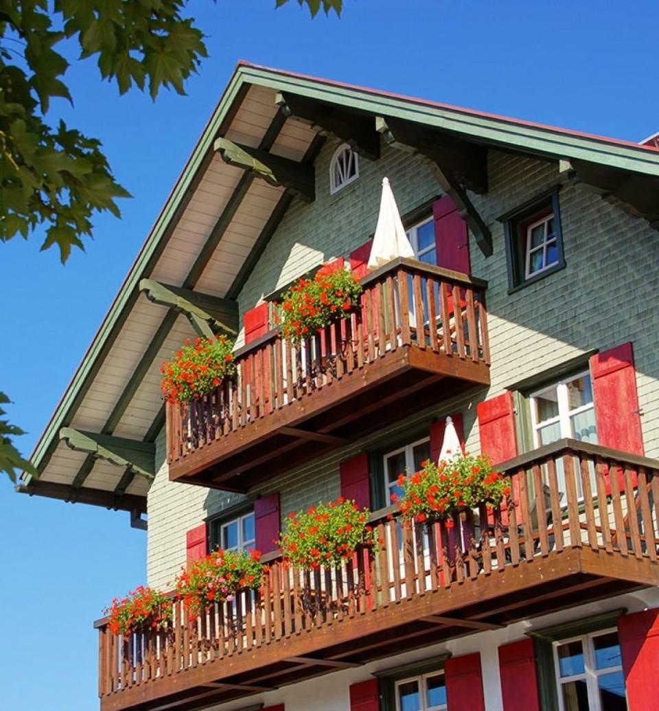 Gästehaus und Ferienwohnungen in Riezlern im Kleinwalsertal