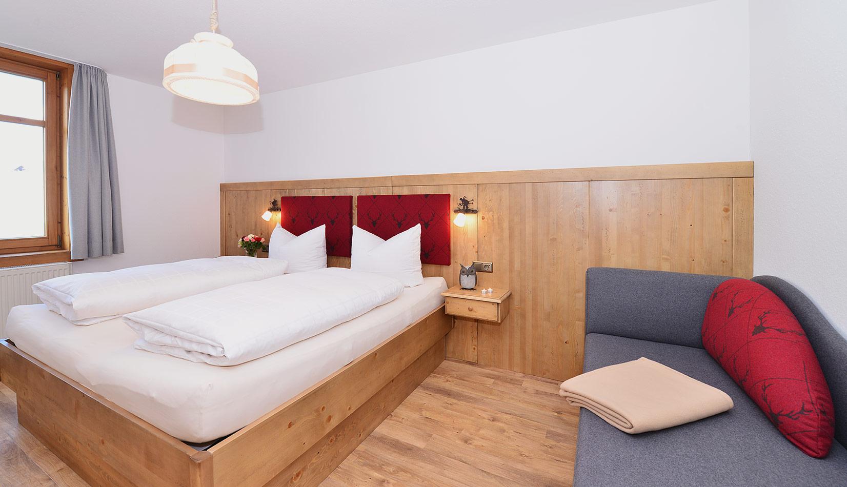 2-Zimmer-Wohnung (D/1) | 34 m²