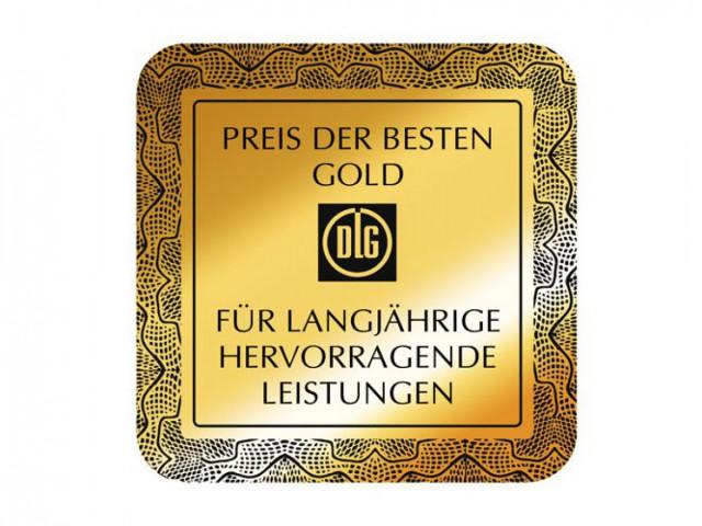 DLG Preis der Besten für langjährige hervorragende Leistungen
