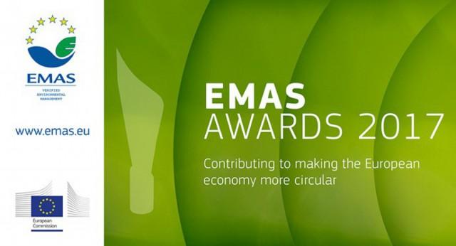 Logo EMAS Awards 2017
