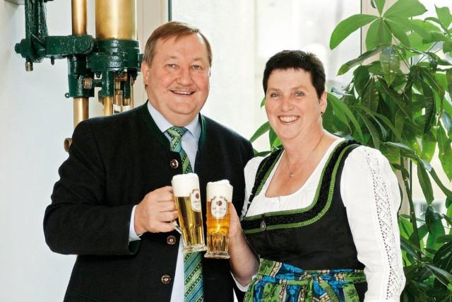 Rudolf und Celia Feuchtmayr