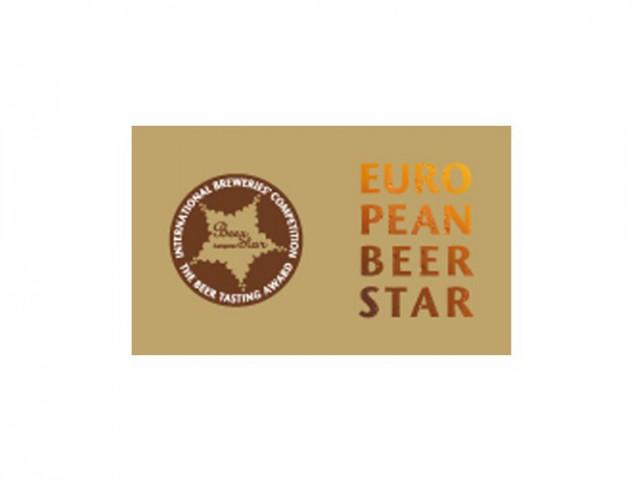 Euopean Beer Star Auszeichnung