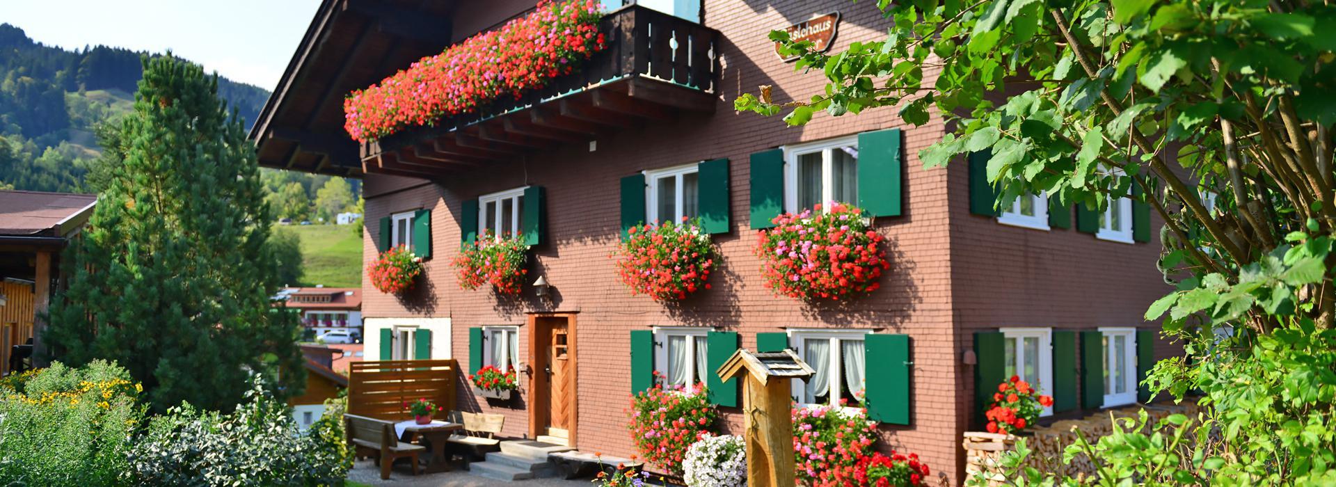 Gästehaus Bader in Ofterschwang
