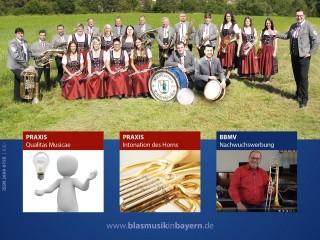 """November-Ausgabe der """"Blasmusik in Bayern"""""""