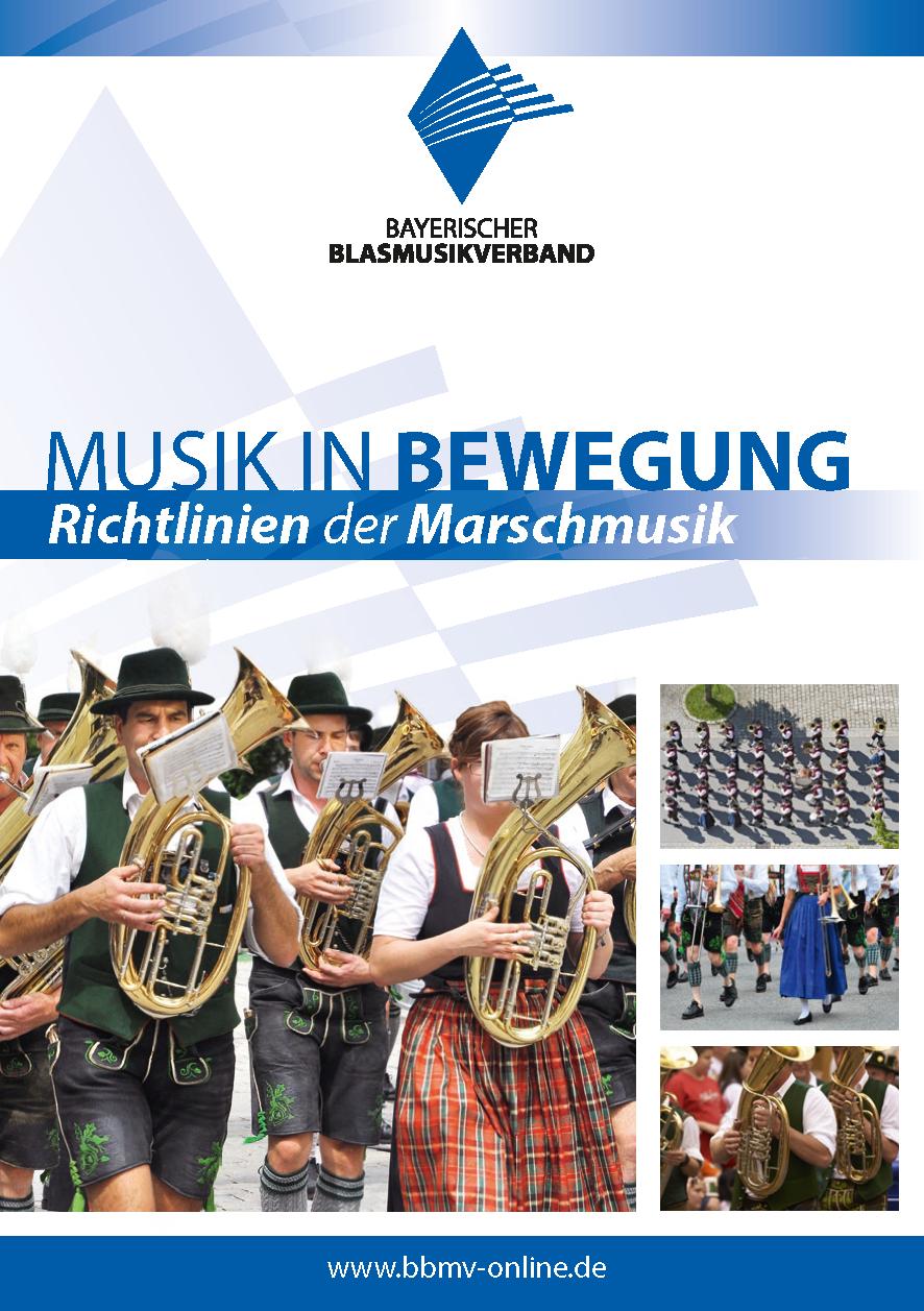 """Geheft """"Richtlinien zur Marschmusik"""" – aktualisierte Auflage"""