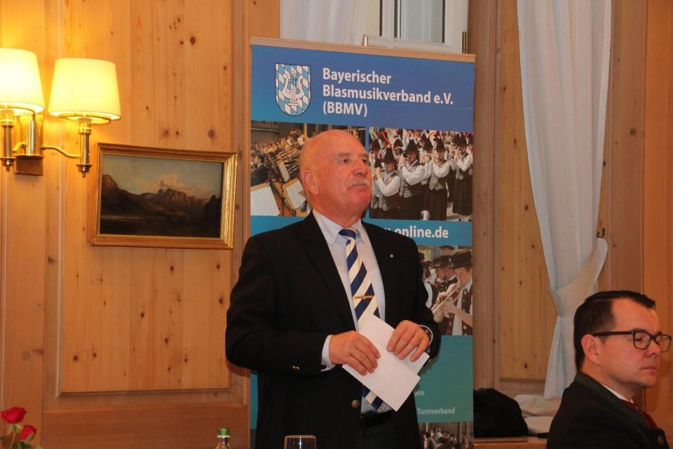 BBMV-Präsident Peter Winter