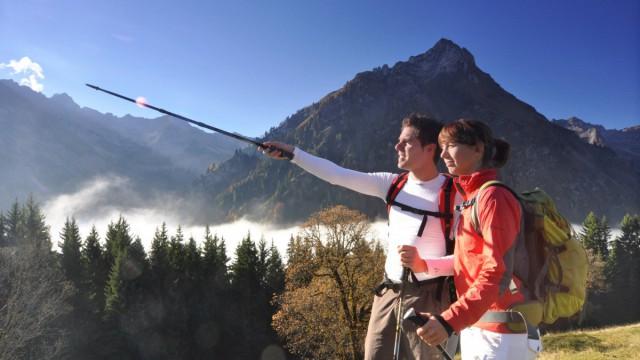 Bergwanderungen im Kleinwalsertal