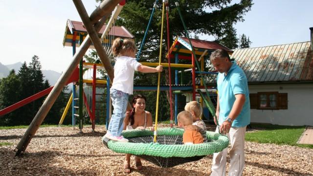 Familienurlaub in Riezlern im Kleinwalsertal