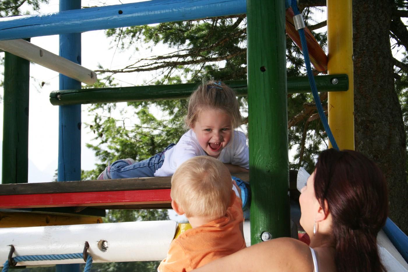 Schritt Mama Familienurlaub Familienurlaub im