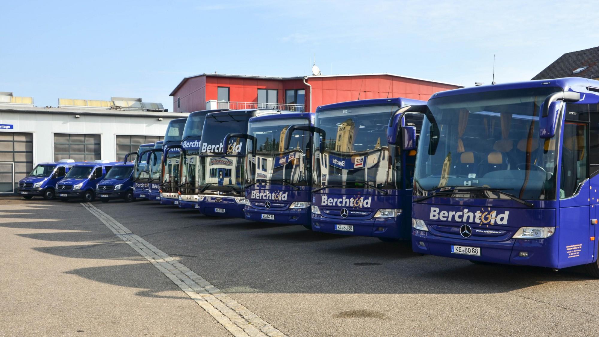 Berchtold Busflotte