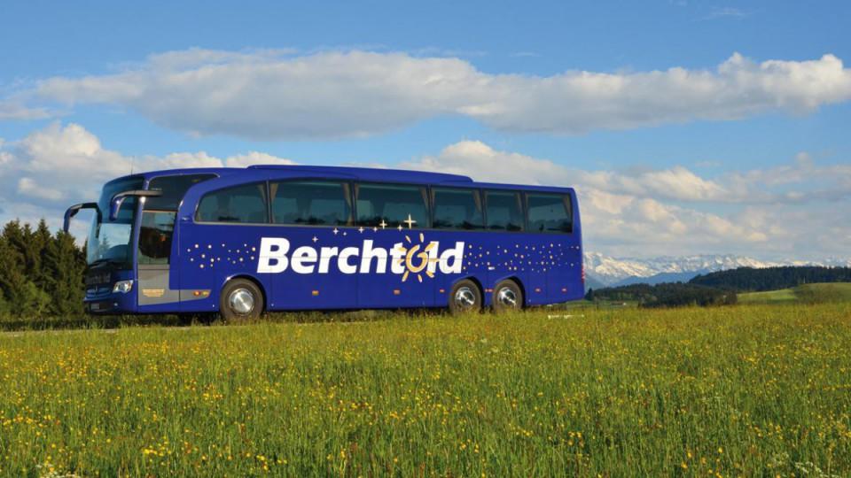 Bus in der Natur