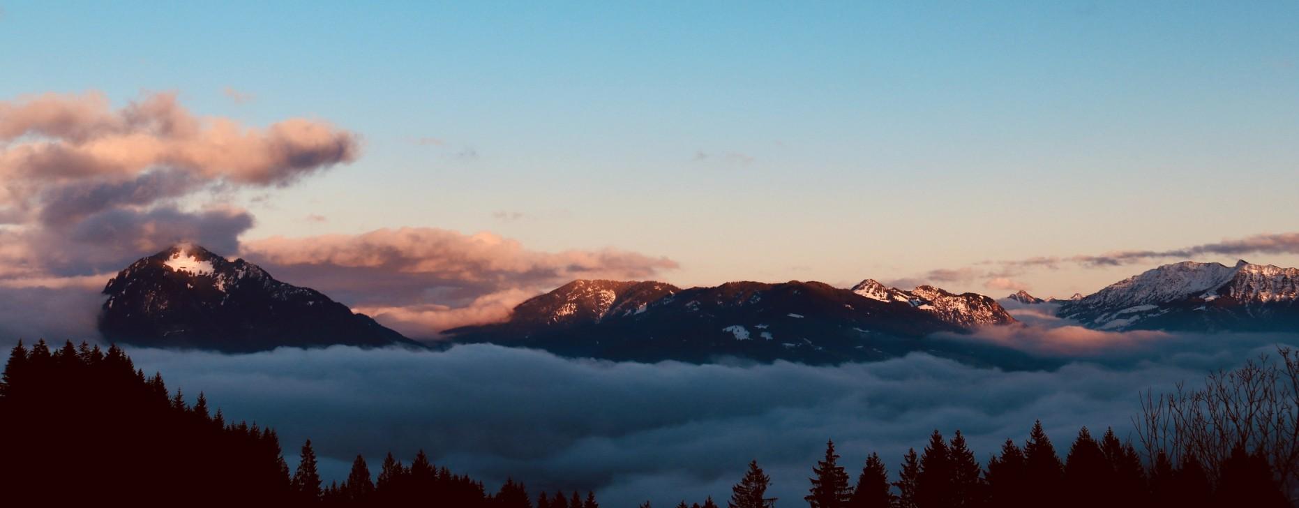 Willkommen im Berghof am Paradies