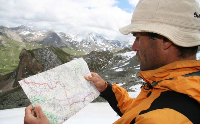 Alpenüberquerung Ötzi
