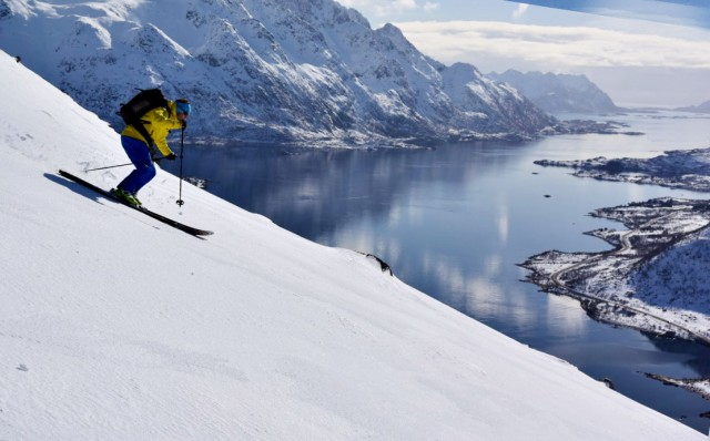 Skitouren in Norwegen