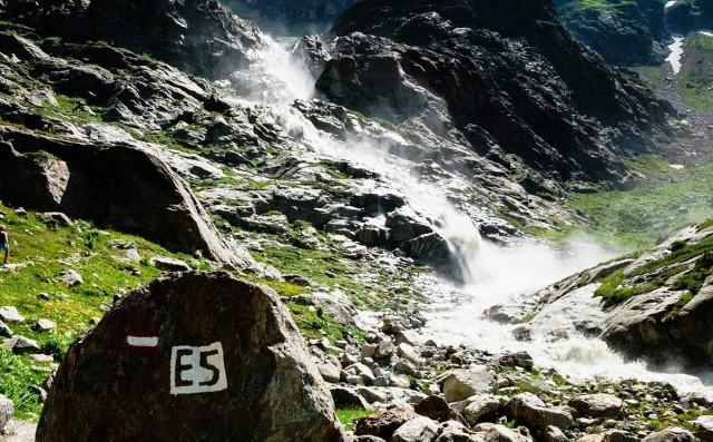 E5 Alpenüberquerung