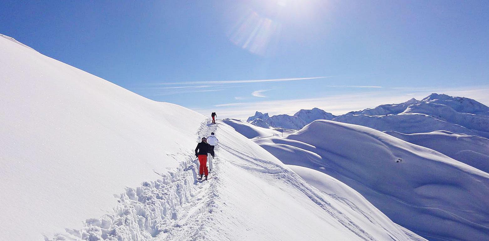 Privatführungen mit Berg- & Skiführern