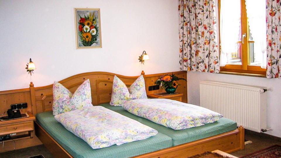 Gemütliches Zweibettzimmer