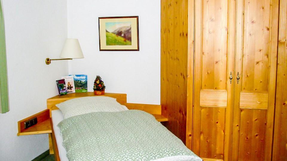 Einbettzimmer Oberstdorf